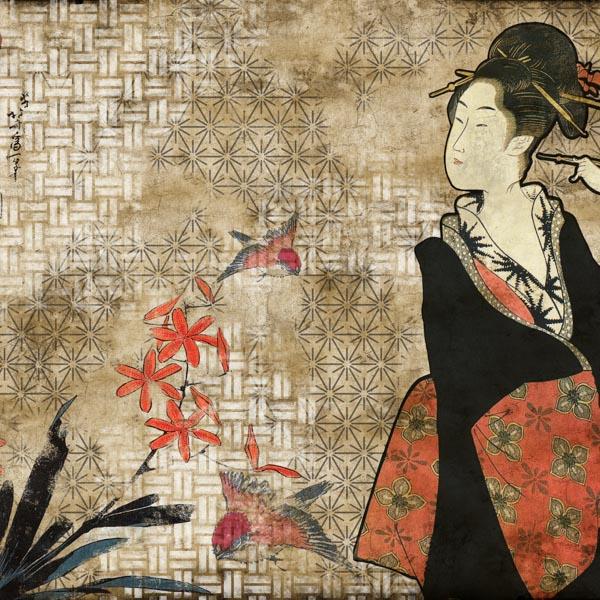 Geisha Graffiti Hikari