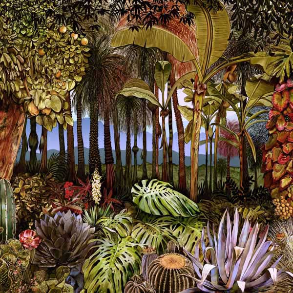 Botánico Mañana