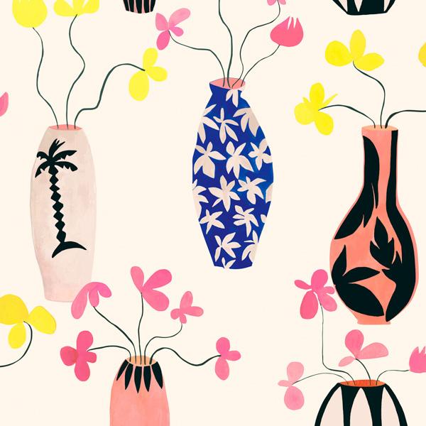 Vase of Paradise